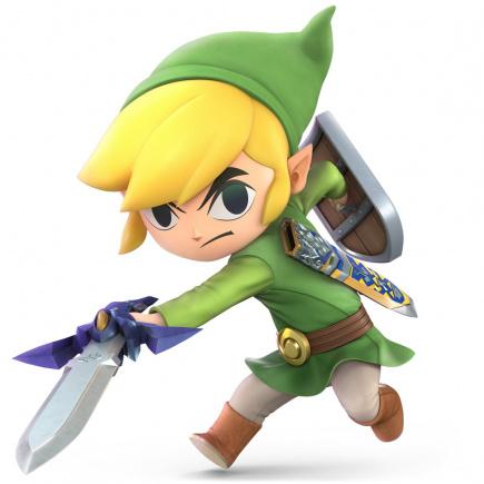 43. Toon Link
