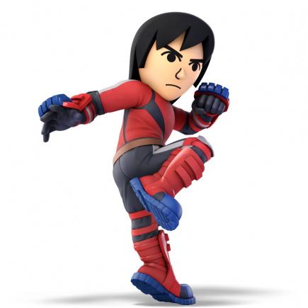 51. Mii Fighter (Brawler)
