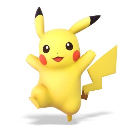 8. Pikachu