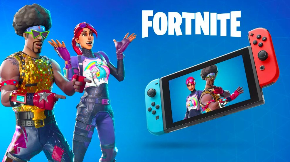 Heres how voice chat works in fortnite on nintendo switch fortniteg ccuart Images