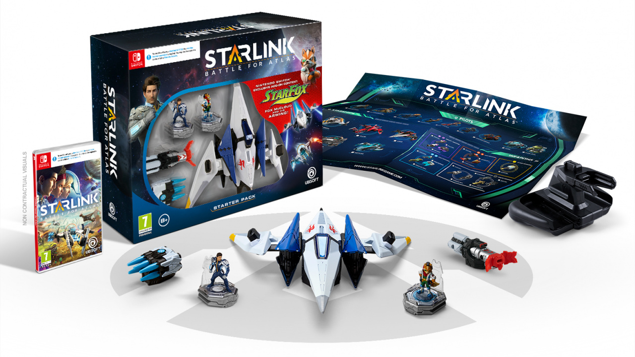 'Starlink: Battle for Atlas' Gets New Gameplay Trailer for E3