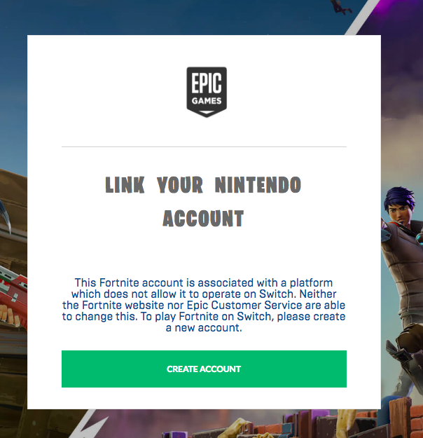 Sony Blocks Ps4 Fortnite Players From Using Their Account On