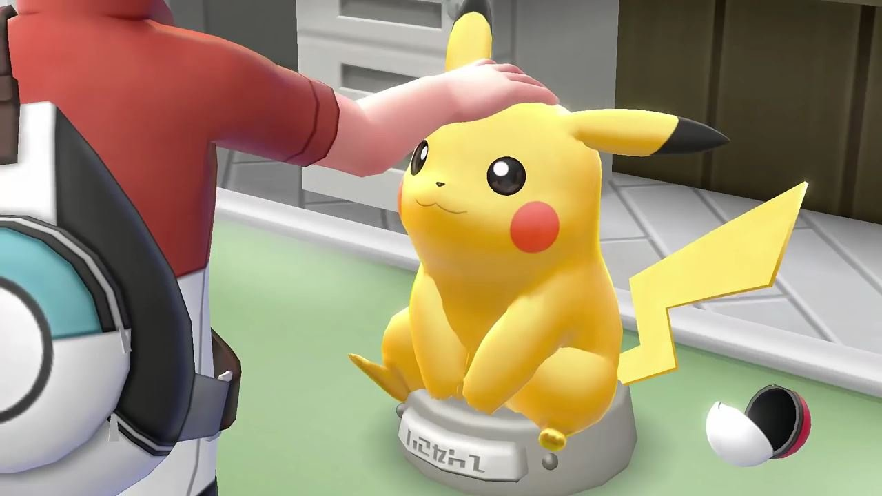 Image result for Pokemon let's go pikachu and eevee gym requirement