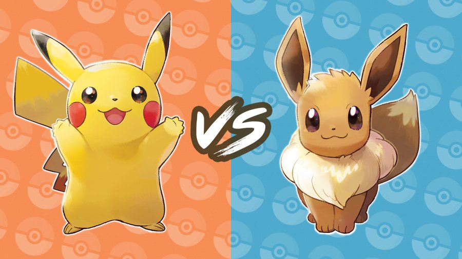 Poll Who Would You Rather Have By Your Side In Pokemon Lets Go