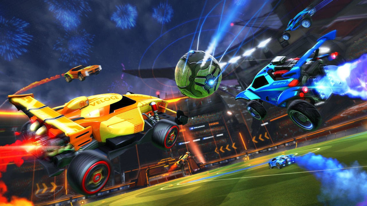Rocket League Is Getting A Fortnite Inspired Rocket Pass