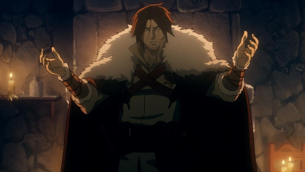 Second Season Of The Castlevania Netflix Series Arrives Later This