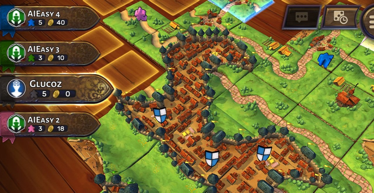 The Classic Board Game Carcassonne Brings Its Medieval