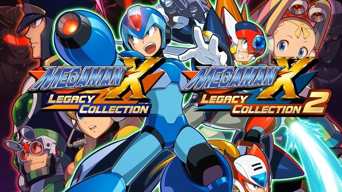 Capcom's Mega Man X Legacy Collection Soundtrack Booklet Looks To Be