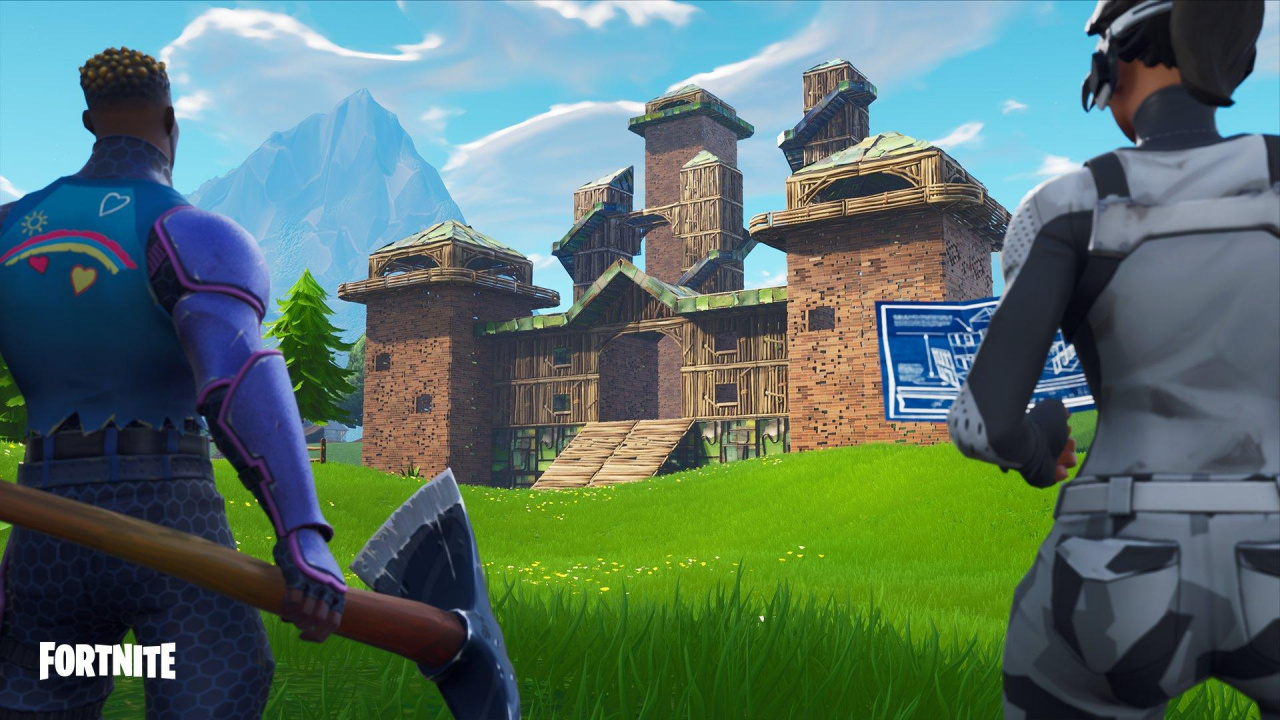 Fortnite Playground LTM Will be Switched Off Next Week