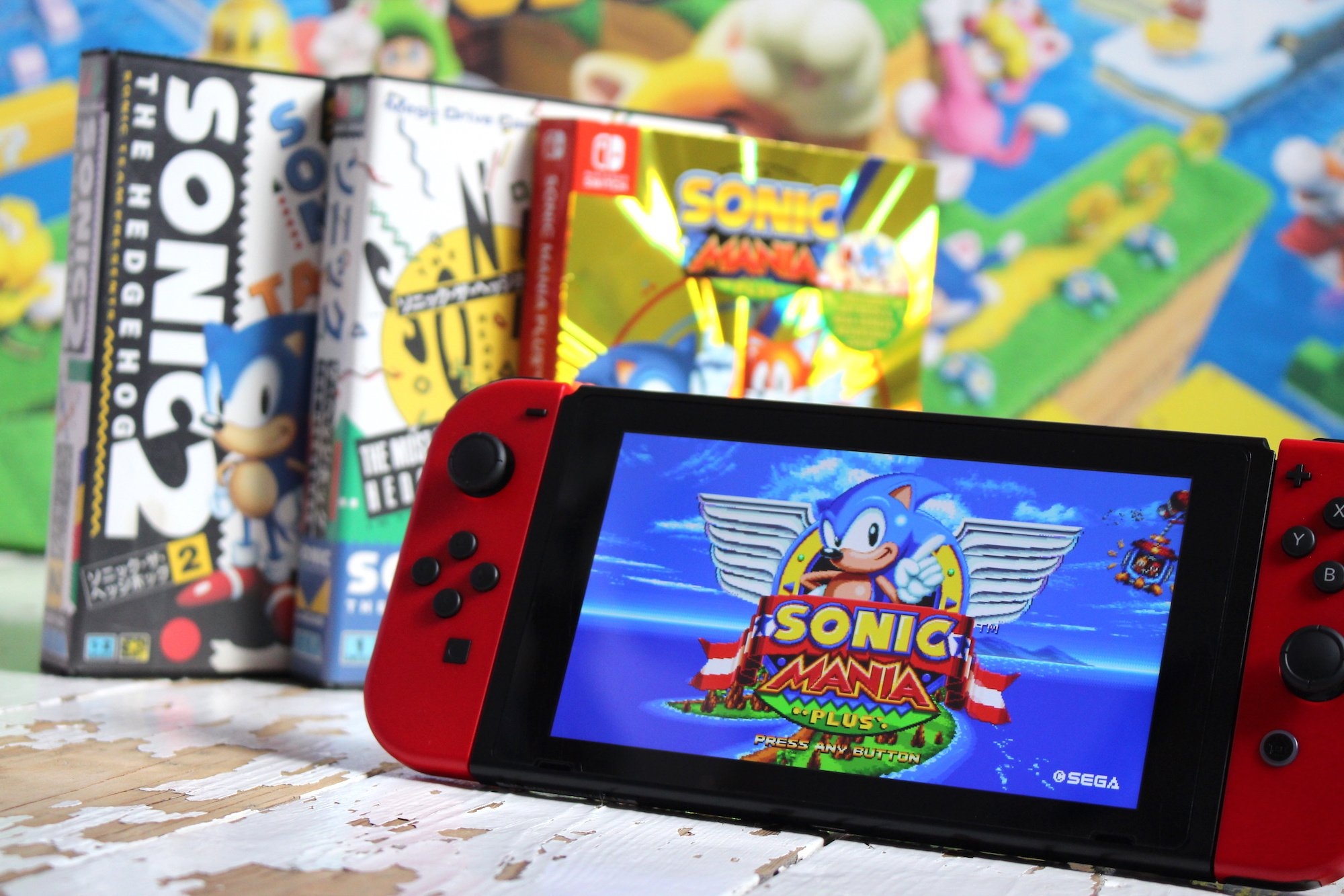Gallery: Sonic Mania Plus Is The Version Of Sonic Mania You