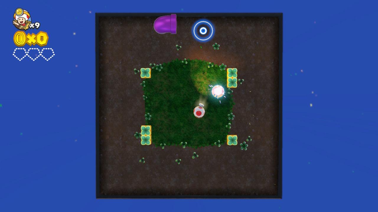 Captain Toad: Treasure Tracker Walkthrough - Episode 1 Gems