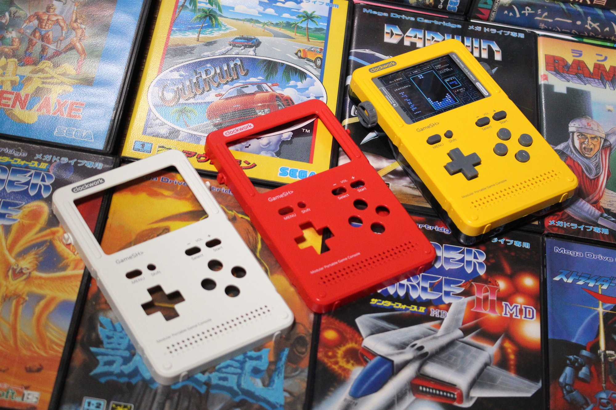 Hardware Review: GameShell Is A Modular And Hackable Take On The
