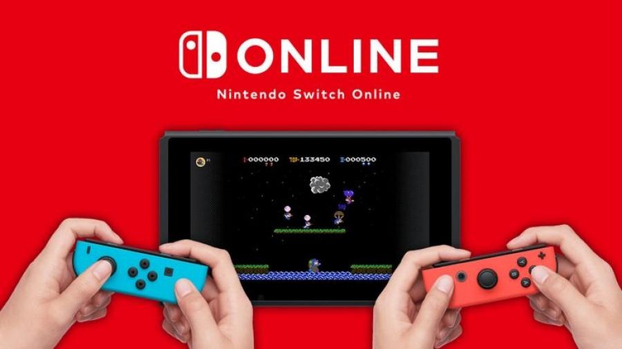 Bilderesultat for Nintendo Online Switch