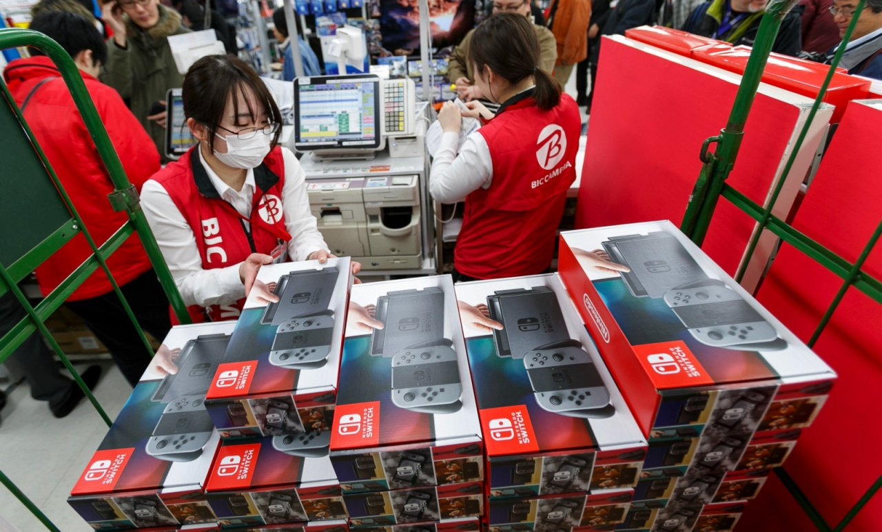 Rumour: Revised Switch Units With Homebrew Bug Fix Are Now Appearing