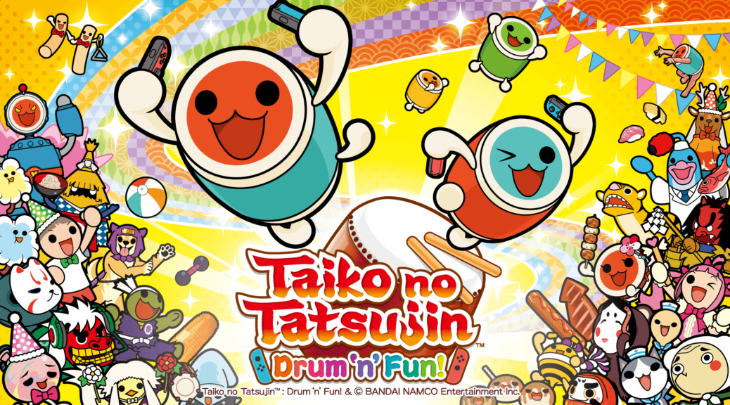 Taiko no Tatsujin: Drum 'n' Fun Will Be Digital-Only In The West Despite Off...