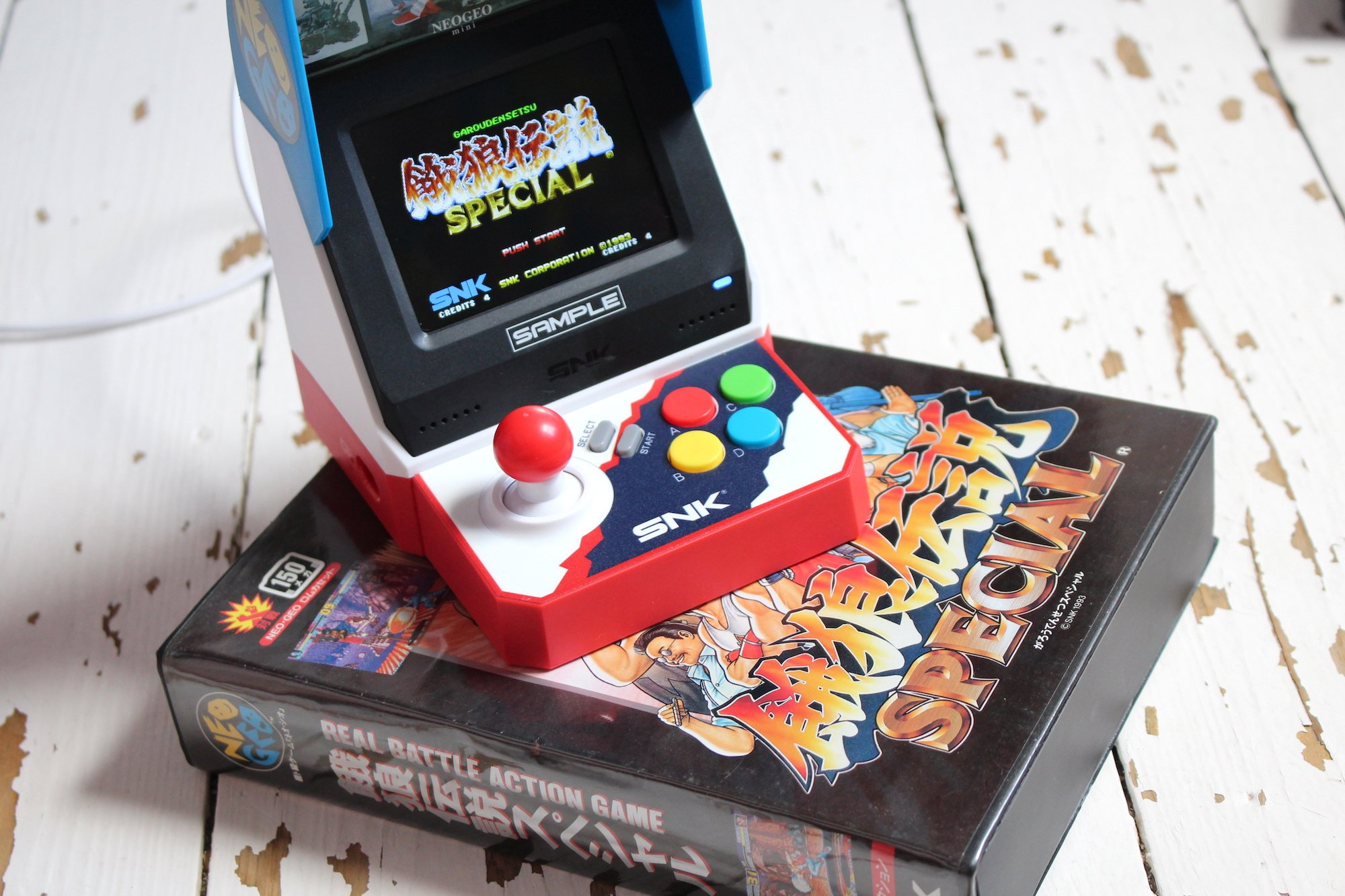 Hardware Review: Does The SNK Neo Geo Mini Outclass Nintendo's