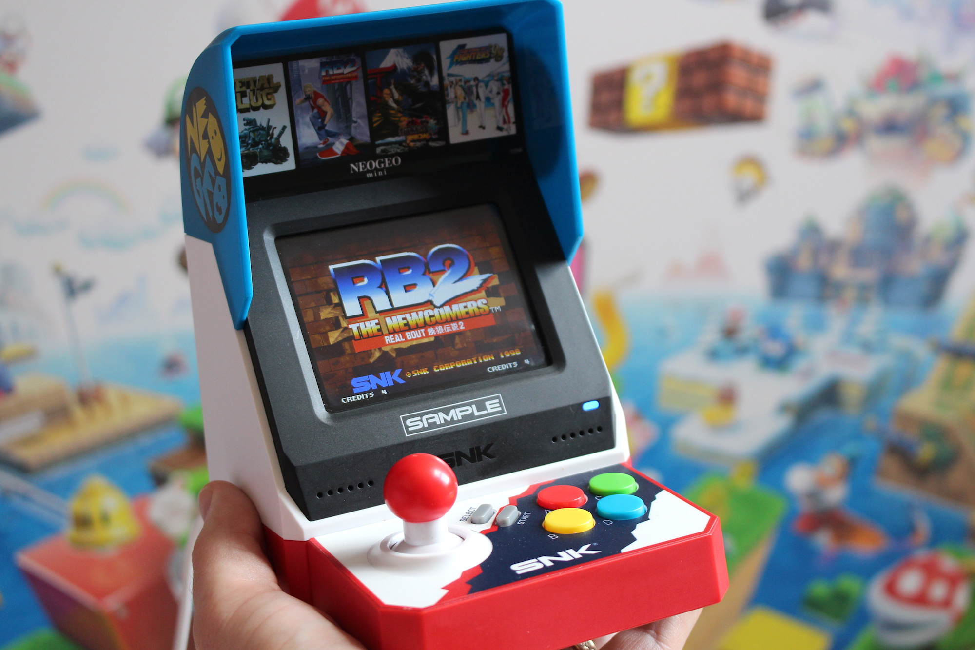 Hardware Review: Does The SNK Neo Geo Mini Outcl Nintendo's ... on