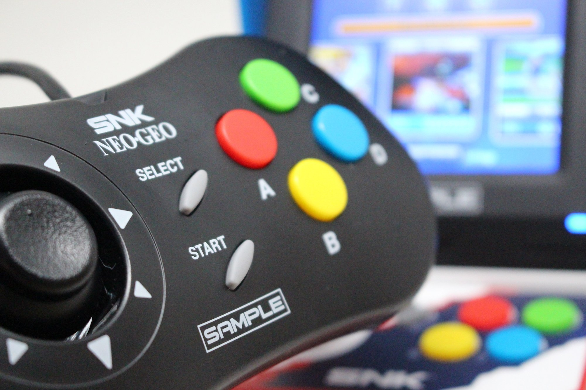 Hardware Review: Does The SNK Neo Geo Mini Outclass