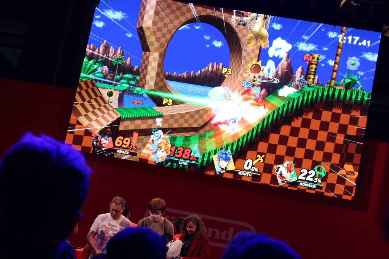 Events: Are You Good Enough To Join Alex In The EGX 2018 Super Smash Bros. Showd...