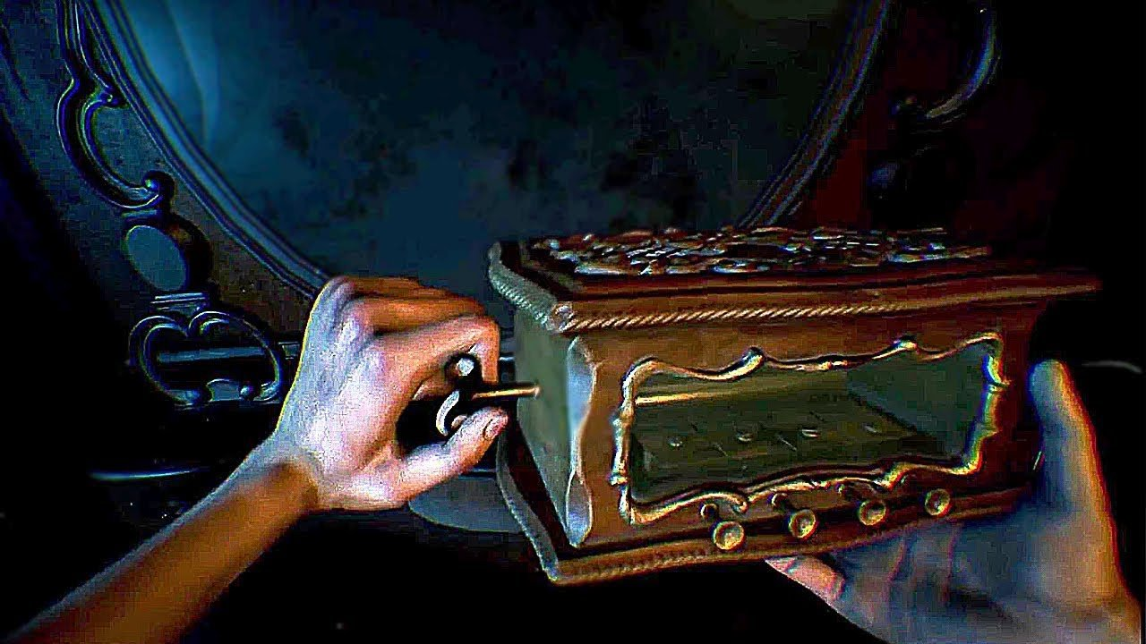 First-Person Horror Silver Chains Will Find A Spooky Home On Switch Early Next Year