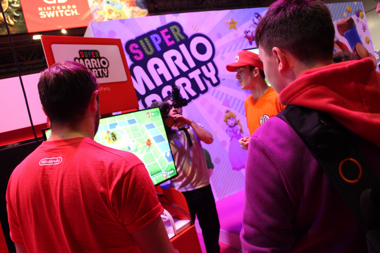 Gallery: EGX 2018 Was Packed With Switch, Retro And More Than A Little Smash Bro...
