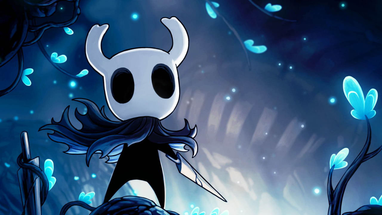 Hollow Knight Was The Best Selling Game On The European