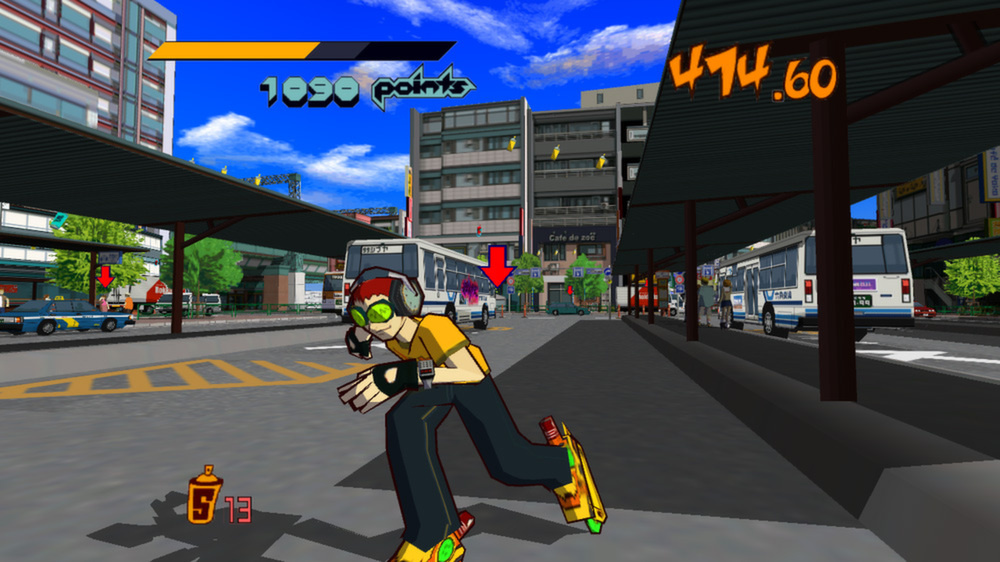 Jet Set Radio Series Tops Sega AGES Poll As Most Wanted Retro Release - Nintendo Life
