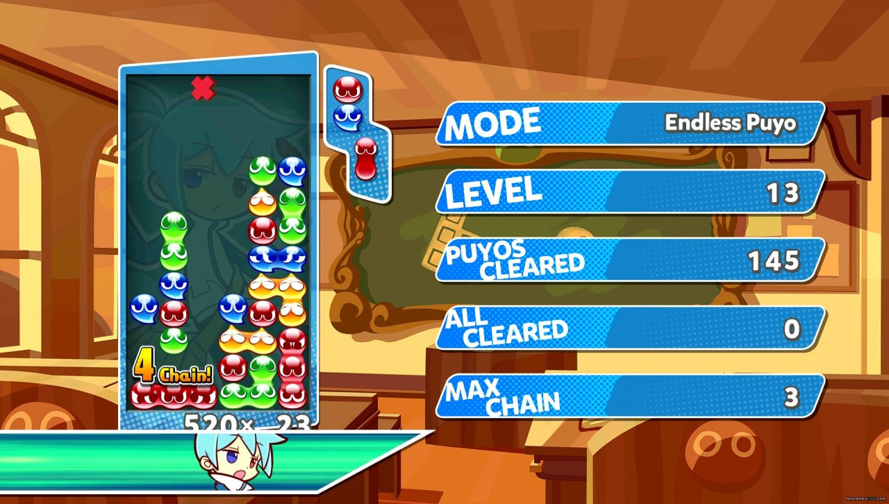Puyo Puyo Tetris 2018 pc game Img-2
