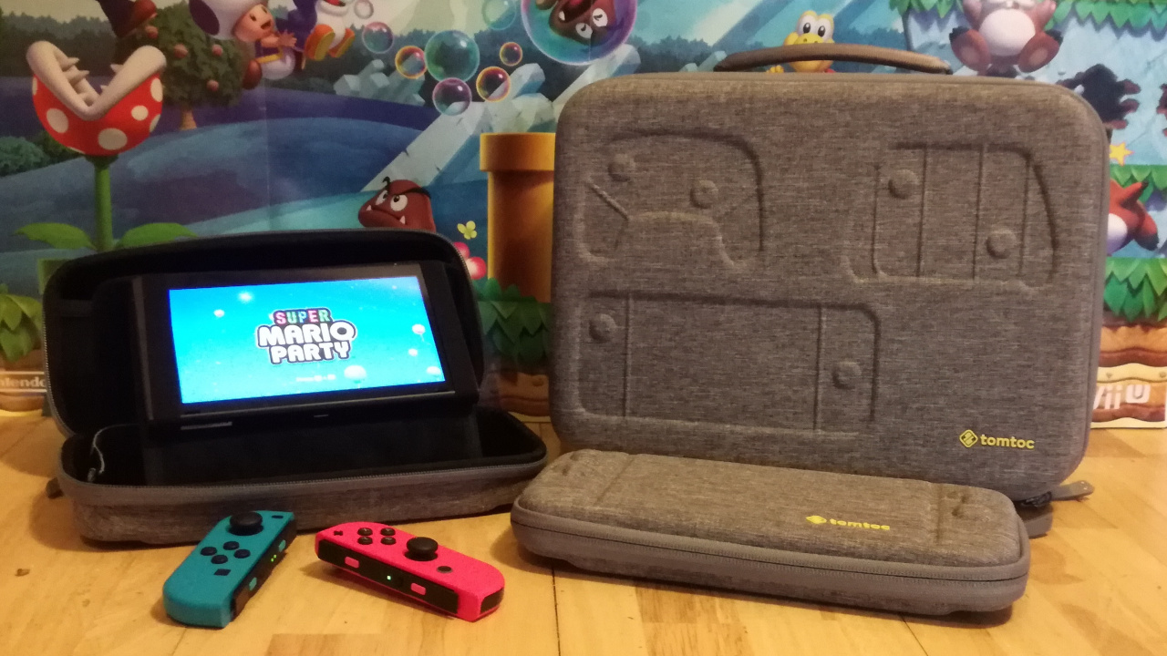 Accessory Review: tomtoc Nintendo Switch Cases - Nintendo Life