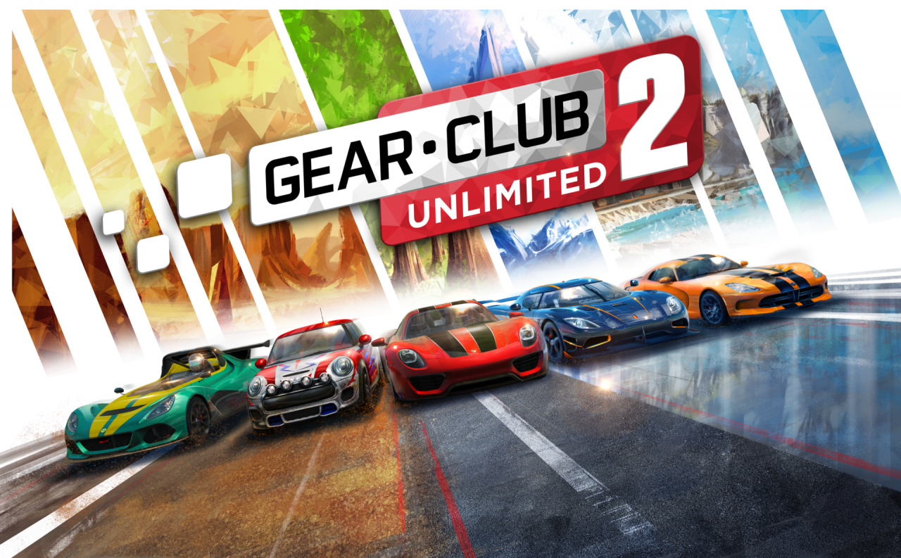 gear club unlimited 2 speeds onto switch 4th december new screenshots and car roster revealed. Black Bedroom Furniture Sets. Home Design Ideas