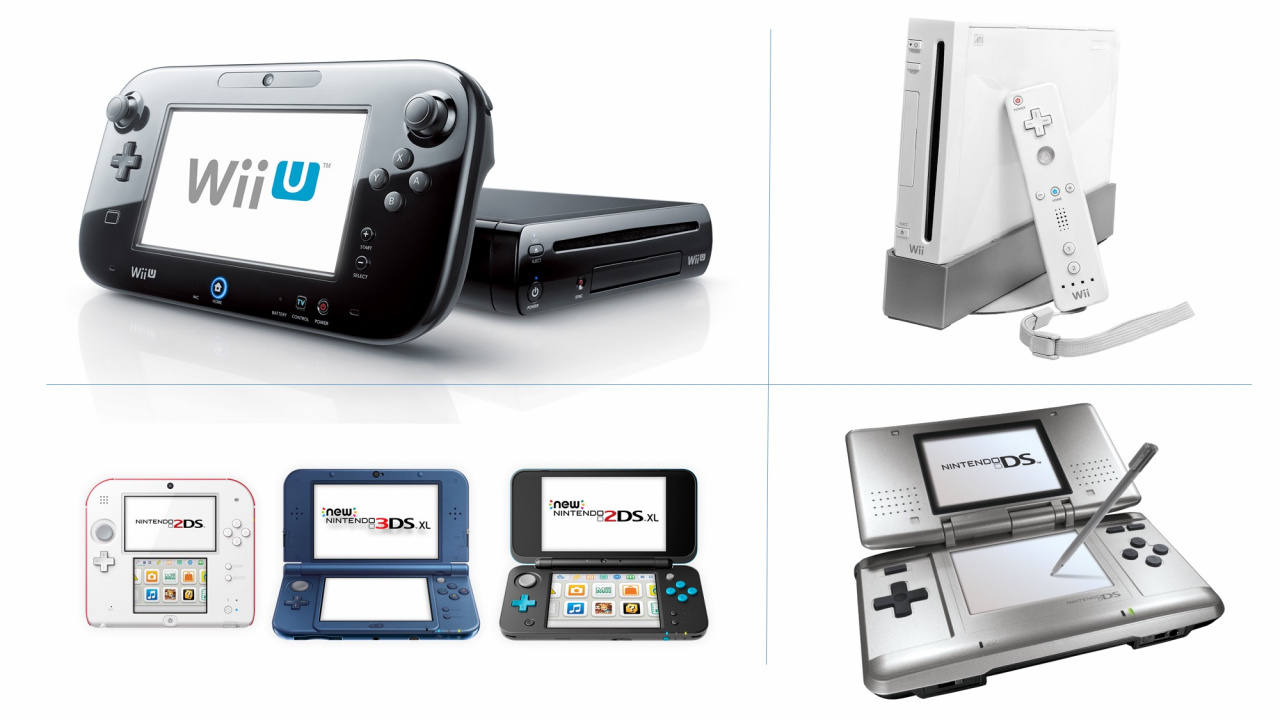 Here Are The Top 10 Best-Selling Games For Wii U, 3DS, Wii And Nintendo DS (As Of September 2018)