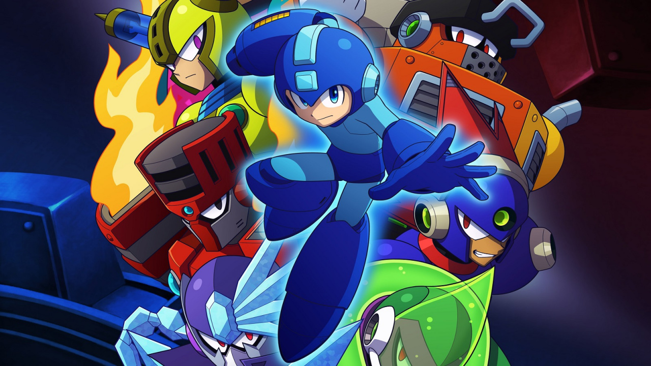 Mega Man 11 Was Developed By Just 40 People, Staff