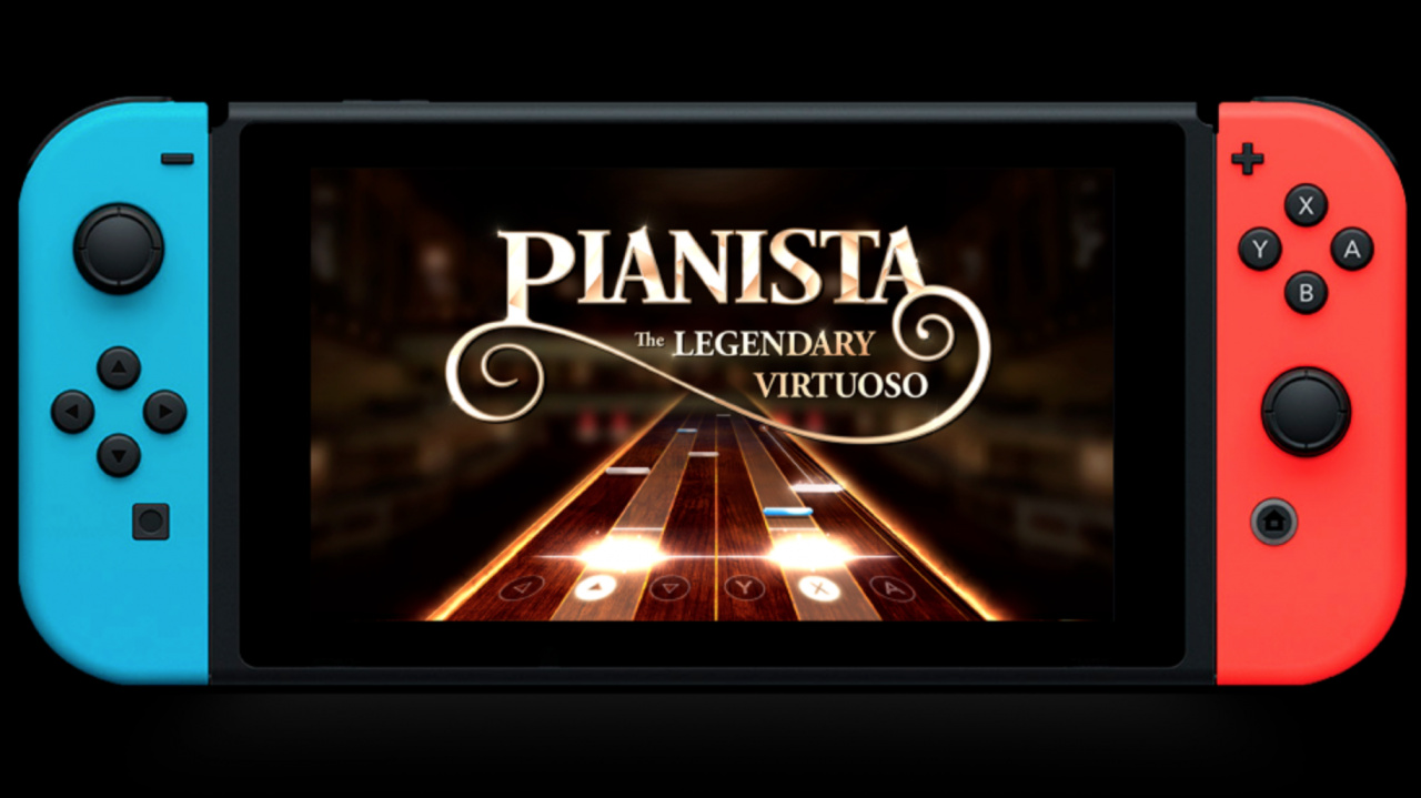 Pianista: The Legendary Virtuoso Will Bring A Classical Dose Of Rhythm Action To...