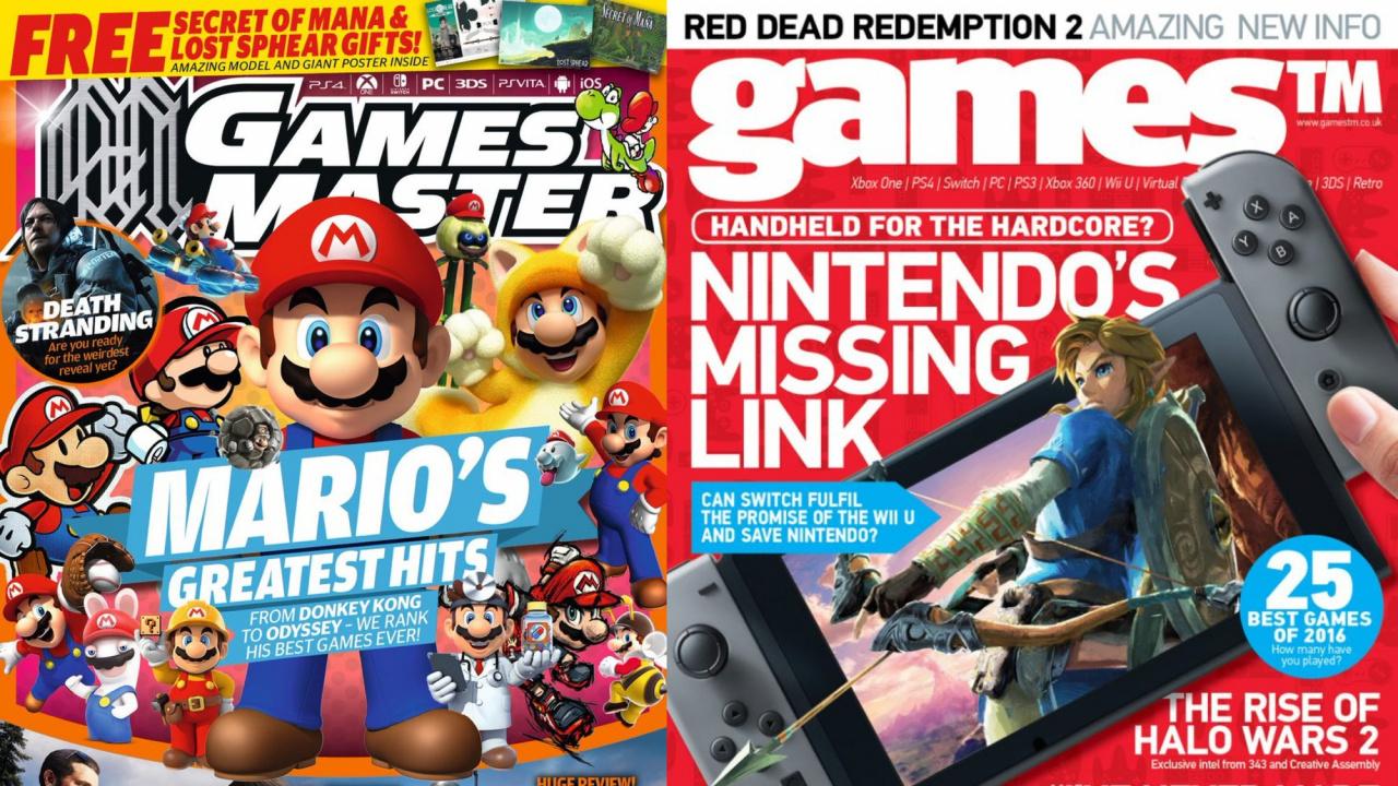GamesTM UK Issue 135