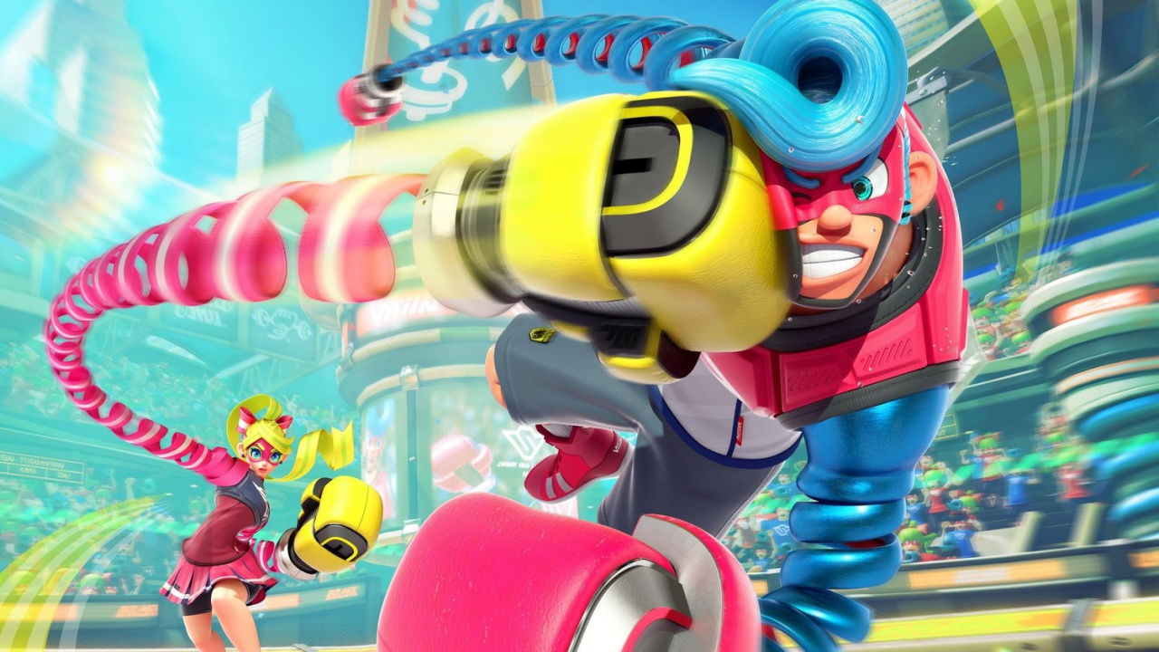 Nintendo Tries To Give ARMS A Leg-Up With New Party Crash Tournament Event