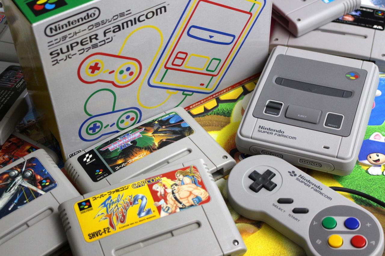 Japanese Man Named Miyamoto Arrested For Selling Modded Super Famicom Mini
