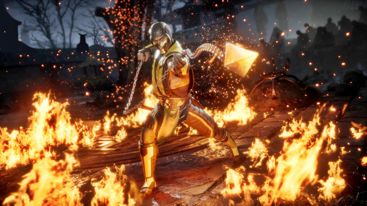 GameStop Italy Listing Reveals New Information About Mortal Kombat 11
