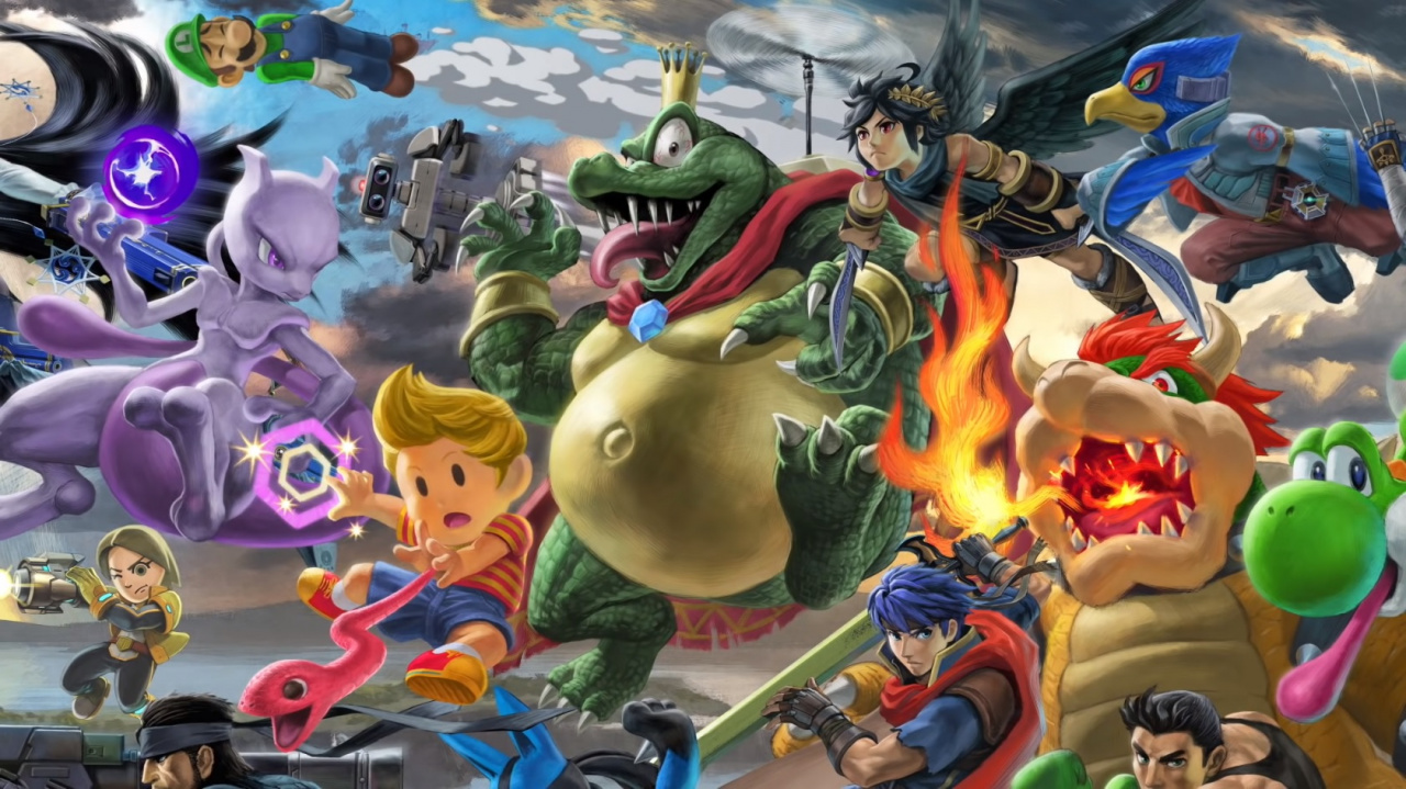 Rumour: DLC Fighter For Smash Bros. Ultimate Leaked On Japanese Textboard