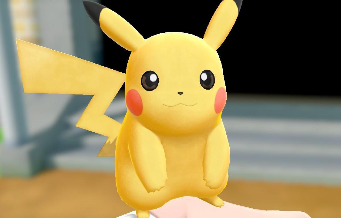 Silicon Studio's Stock Rises After It Reveals Pokémon: Let's Go Uses YEBIS 3 Middleware Technology