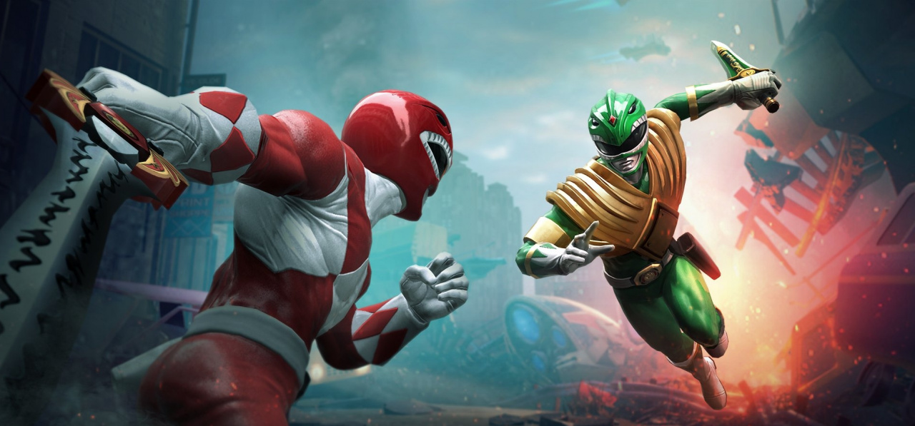 Power Rangers: Battle For The Grid Morphs Classic Franchise Into A Fighting Game
