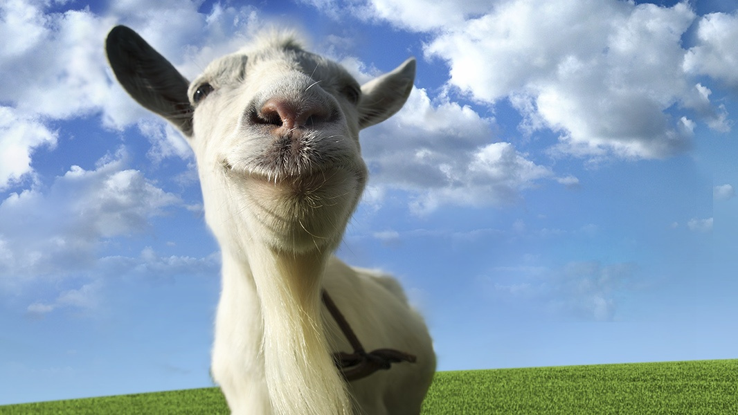 Surprise! Goat Simulator: The GOATY Is Available On Switch Right Now