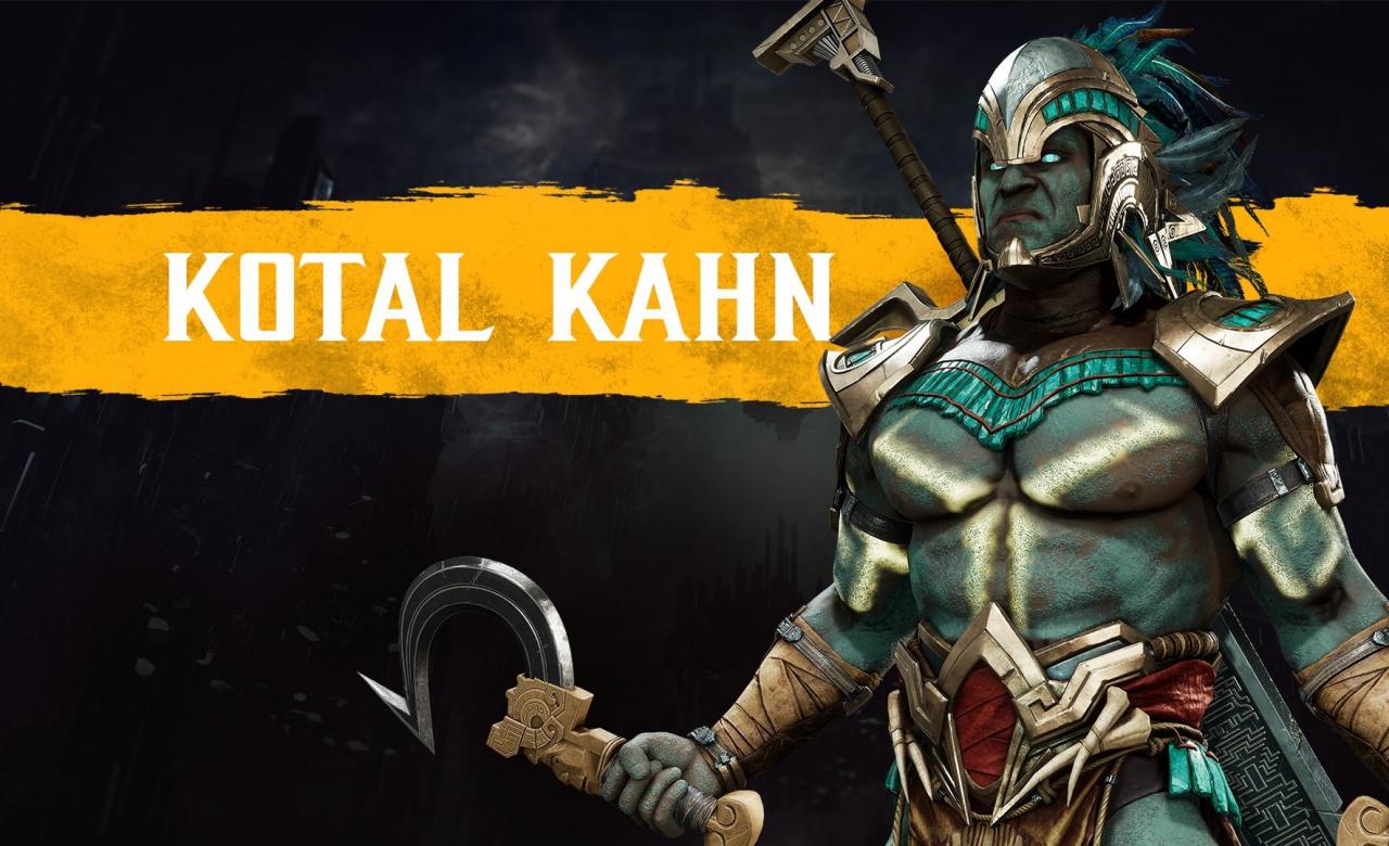 Kotal kahn gets humiliated in his mortal kombat 11 reveal - Mortal kombat 11 wallpaper ...