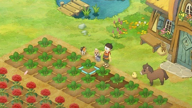 Doraemon Story Of Seasons Launches On Switch This June In Japan