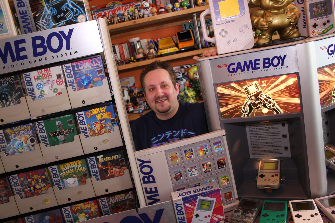 Feature: Keeping The Game Boy Retail Dream Alive, 30 Years After Launch - Nintendo Life