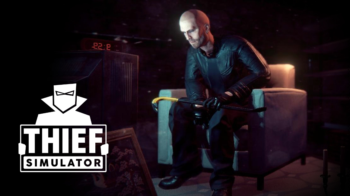 Steal To Your Heart's Content When Thief Simulator Creeps Onto Switch Next Month