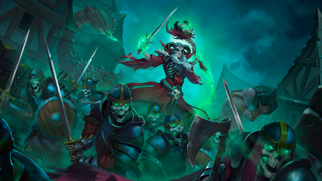 Command The Dead When Undead Horde Rises Up On Switch Later This Week