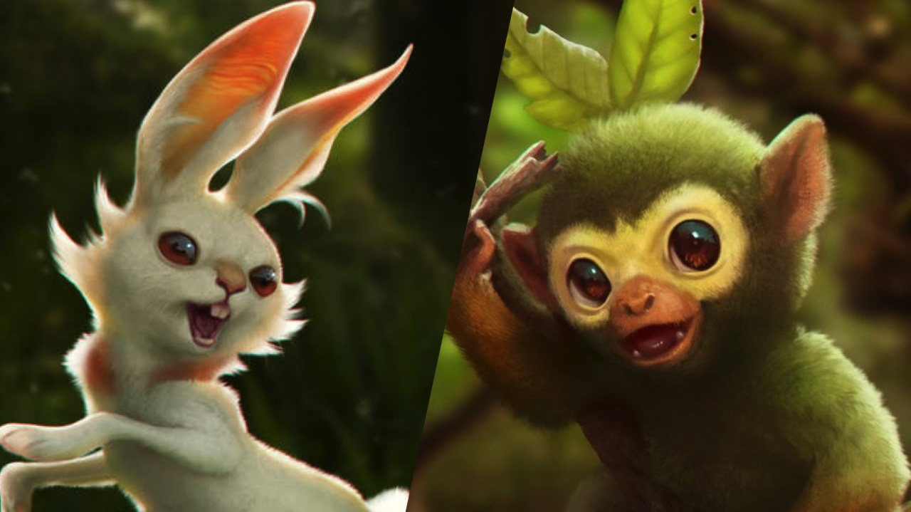 Detective Pikachu Artist Completes Realistic Pokemon Sword And