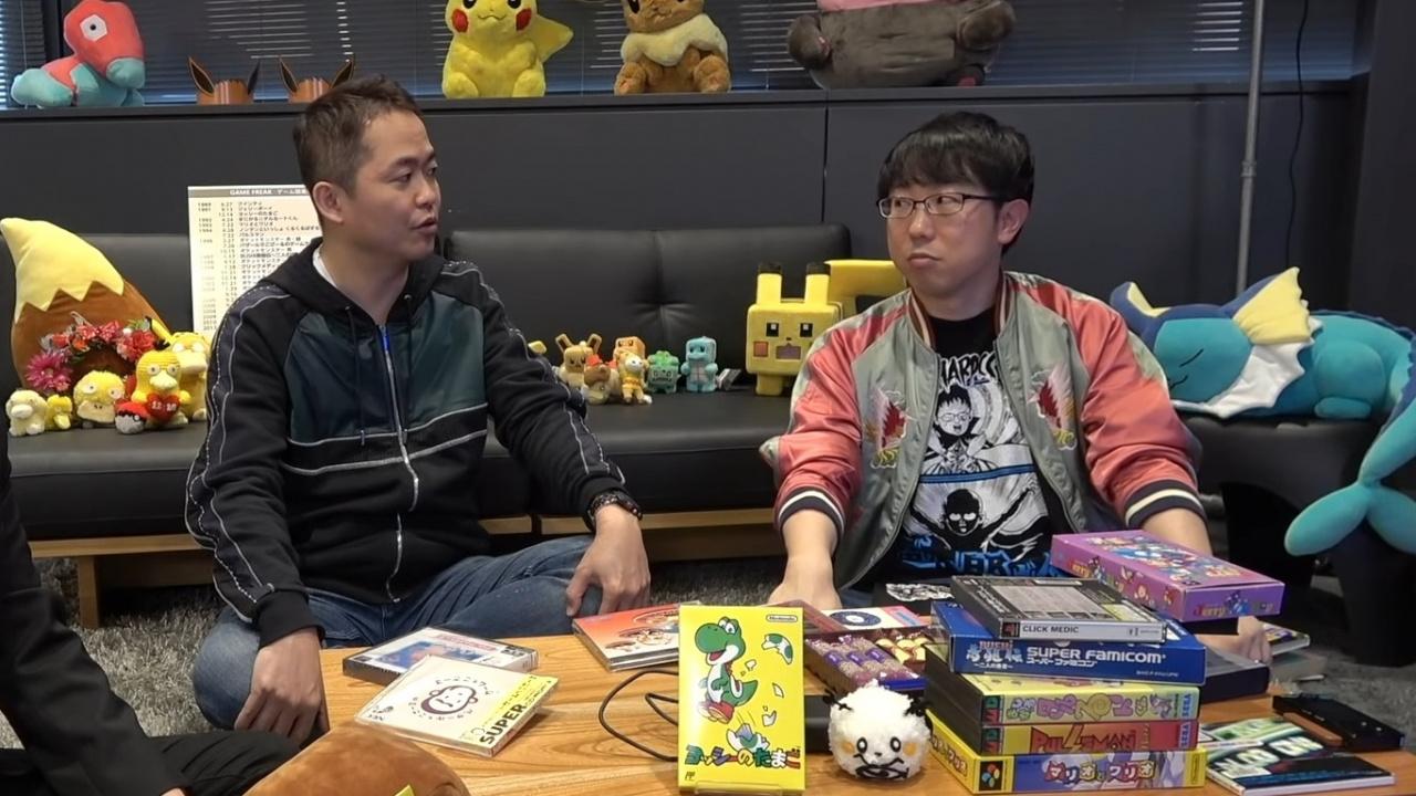 Game Freak's Junichi Masuda Reflects On The Original Yoshi And Pokémon Games
