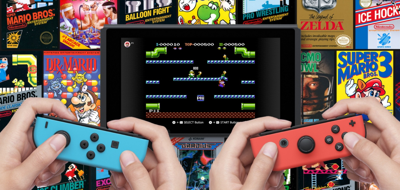 Nintendo's Upcoming Switch Online NES Titles Include Donkey Kong Jr., VS. Excitebike And Clu Clu Land