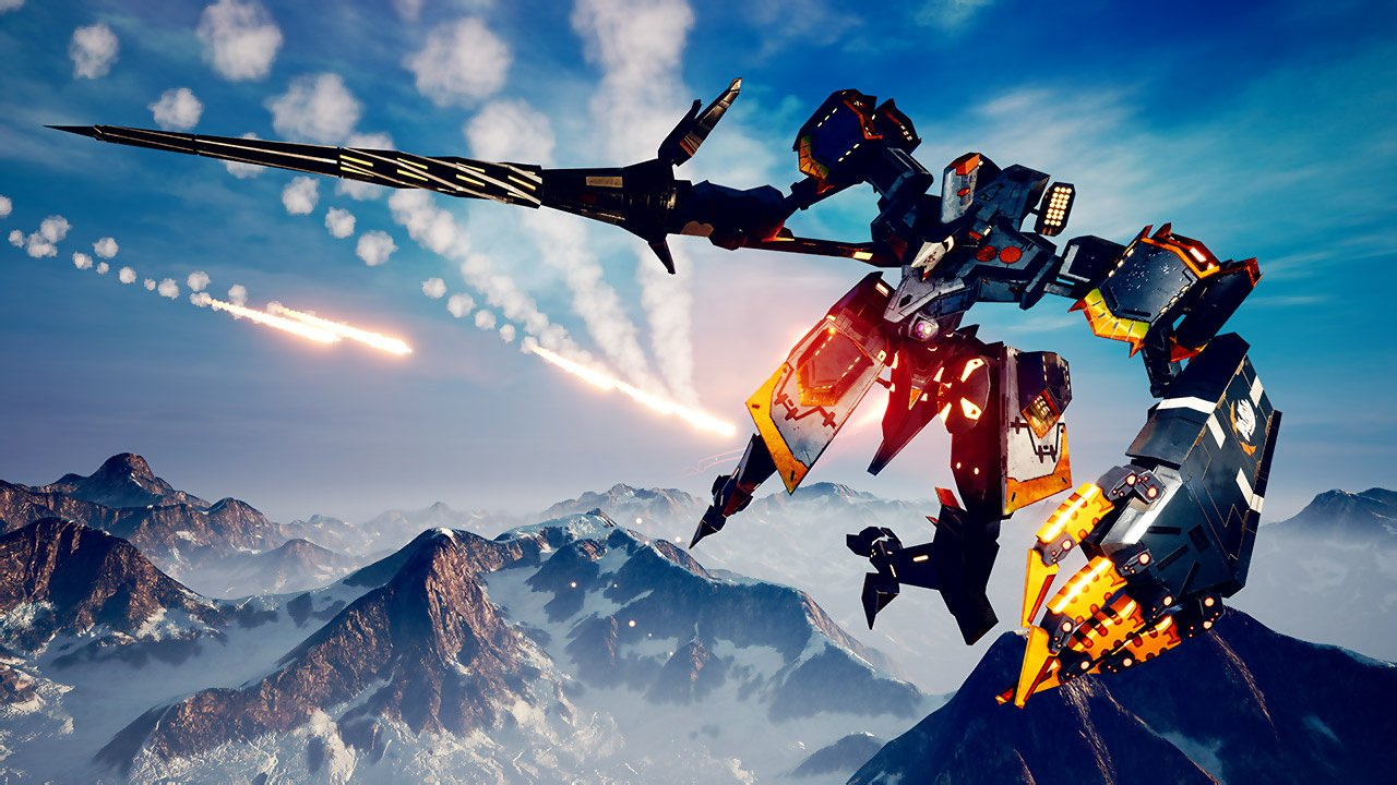 Project Nimbus: Complete Edition Takes The Mecha Action Fight To Daemon X Machina